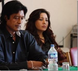 Karishma_manandhar_with_rajesh_hamal