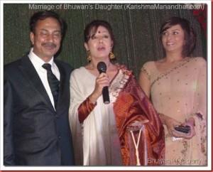 Bhuwan_KC_Party_Kajal_marriage-_karishma_manandhar_hid_tattoo