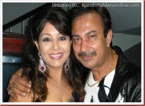 bhuwan_and_karishma_manandhar