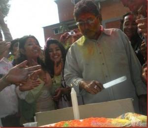 karishma_kabita_binod_cake