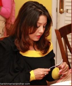 karishma_manandhar_reataurant