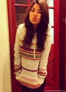 kabita_manandhar_kiss