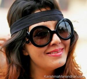 karishma_manandhar_protest