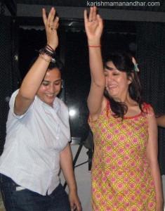 karishma dance