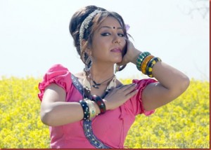 karishma manandhar in Kina kina movie (2)