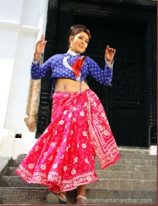 karishma manandhar in Kina kina movie (4)
