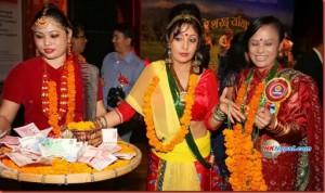 Karishma Manandhar Hong Kong cultural program