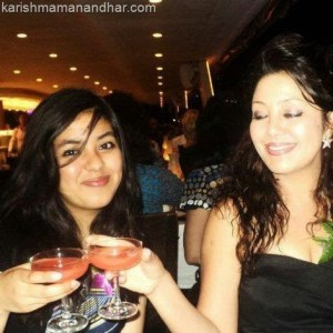 karishma Manandhar and kabita manandhar- (2)