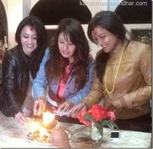 deepawali karishma manandhar home - celebration (6)
