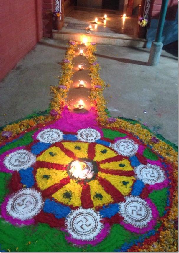 karishma manandhar deepawali 2014 (4)